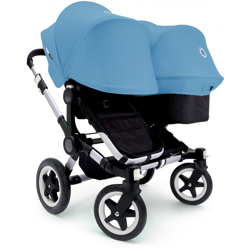 bugaboo donkey duo pushchair bugaboo prams at w h watts. Black Bedroom Furniture Sets. Home Design Ideas