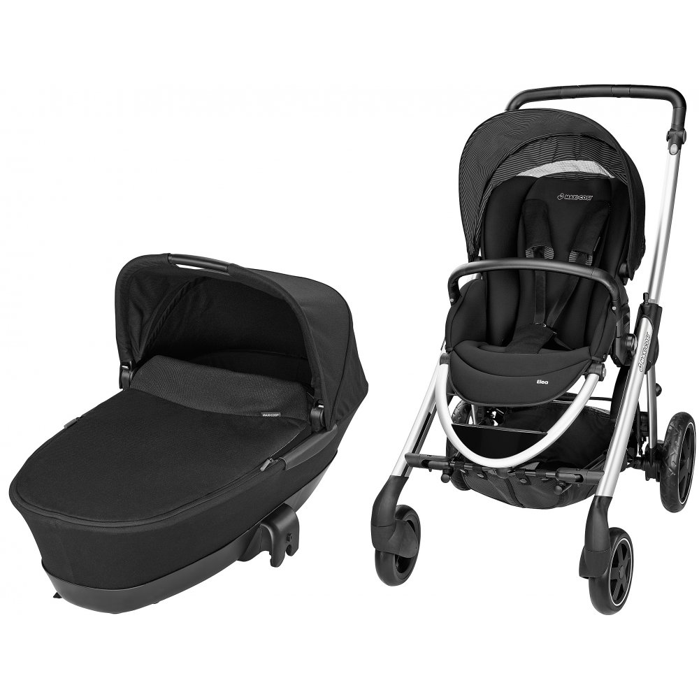 maxi cosi elea 3 in 1 pram available from w h watts pram shop. Black Bedroom Furniture Sets. Home Design Ideas