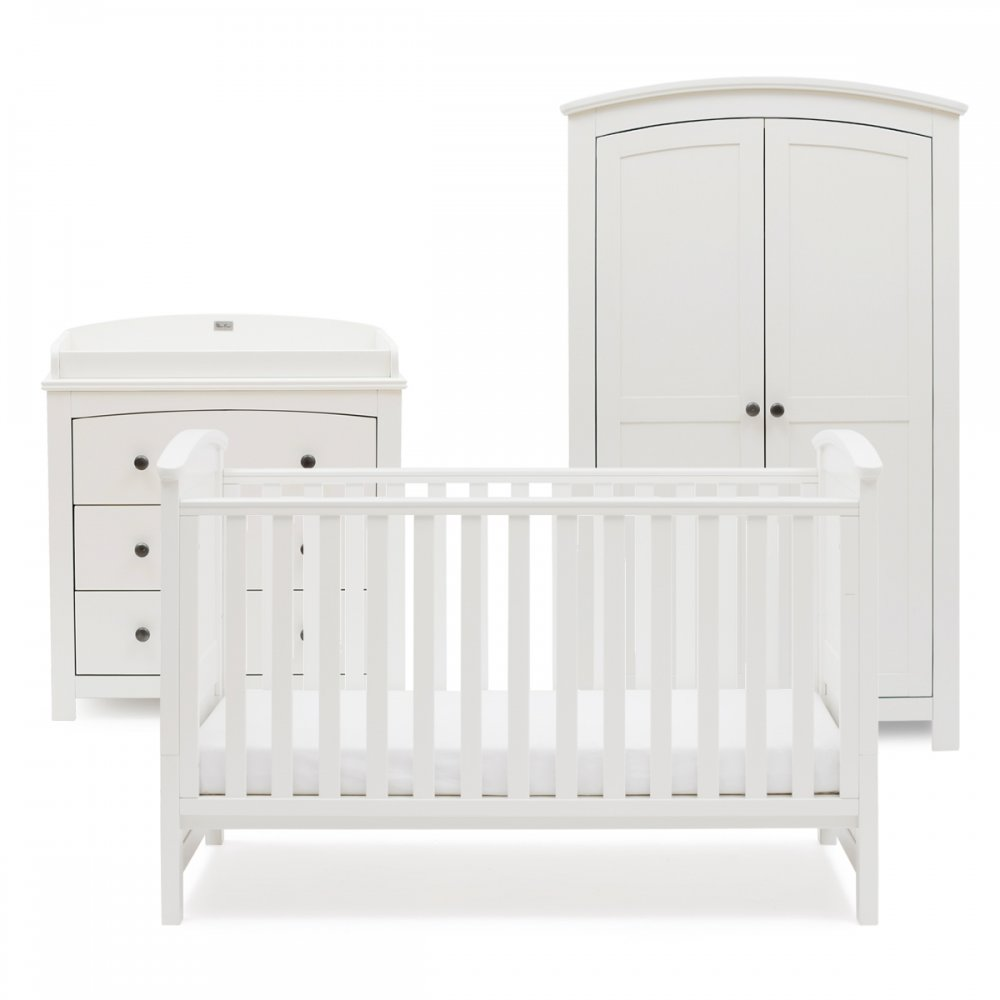 Silver Cross Ashby Style Nursery Furniture Set