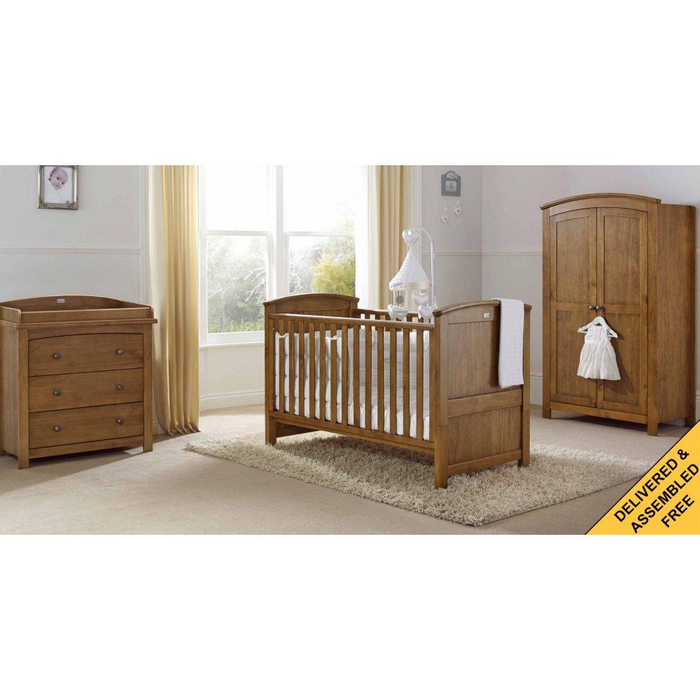silver cross ashby nursery furniture set at w h watts. Black Bedroom Furniture Sets. Home Design Ideas