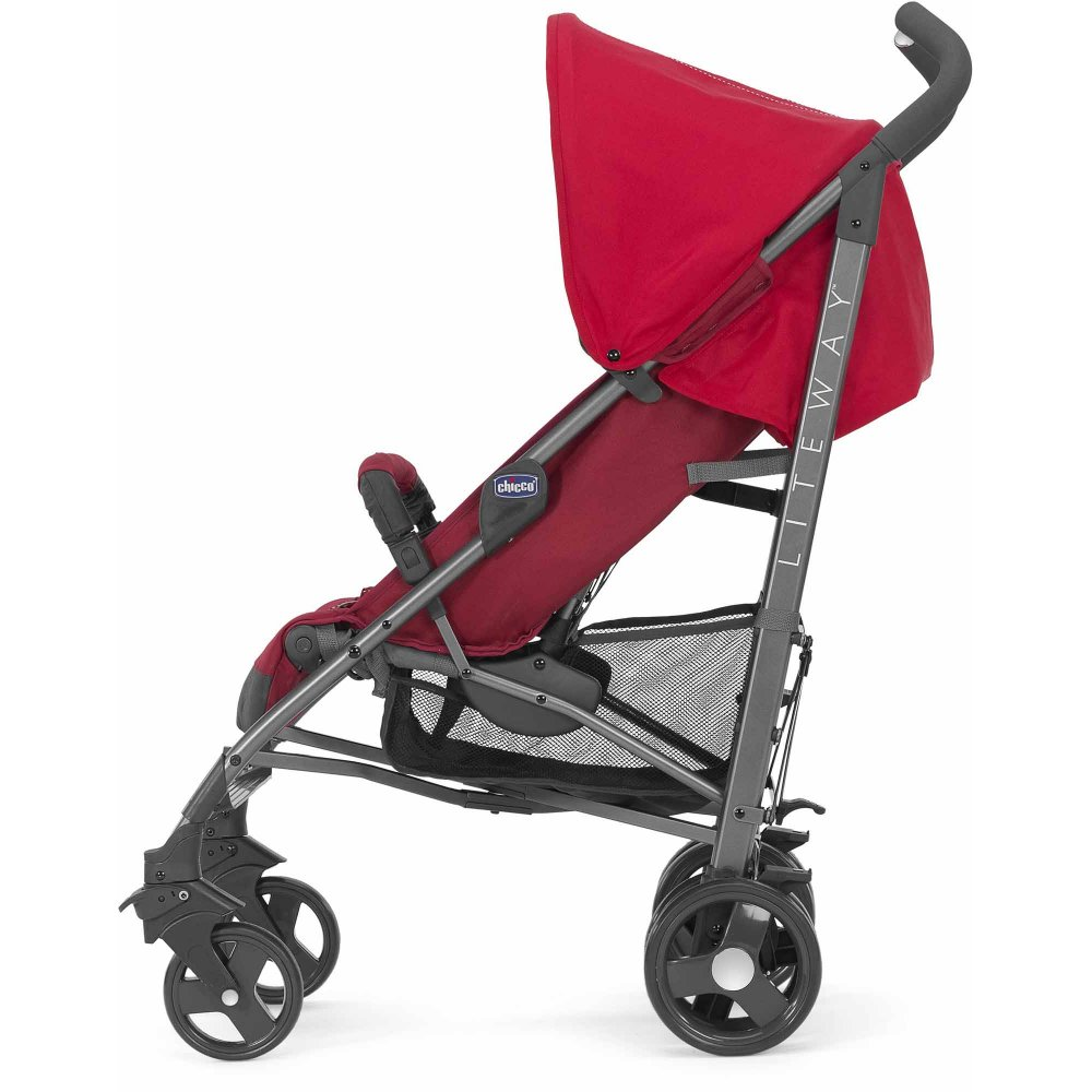 Chicco Liteway Top Stroller Red Available At W H Watts