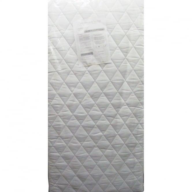 W H Watts W H Watts Cot Bed Spring Interior Special Sprung fibre Mattress