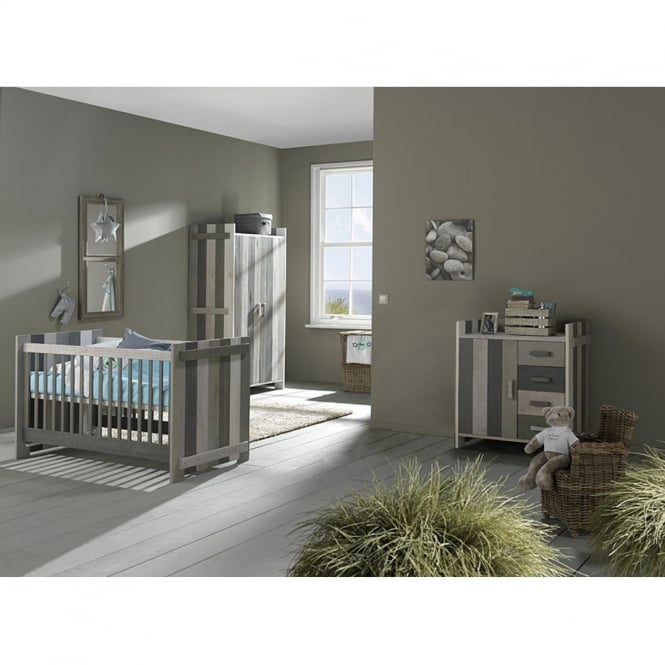 Kidsmill (Europe Baby) Jelle Mix Nursery Furniture Set