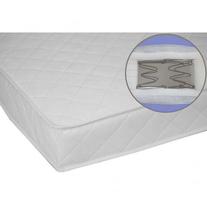 W H Watts W H Watts Cot Bed Sleepyhead Spring Mattress