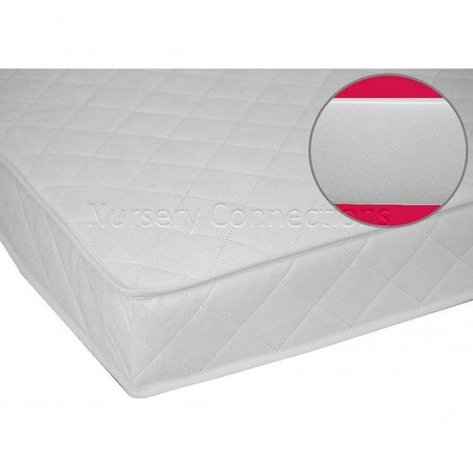 W H Watts Cot Bed Cosyquilt Foam Mattress