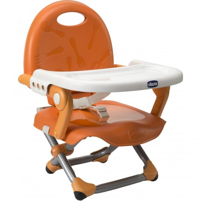 Chicco Pocket Snack Booster Seat Mandarino