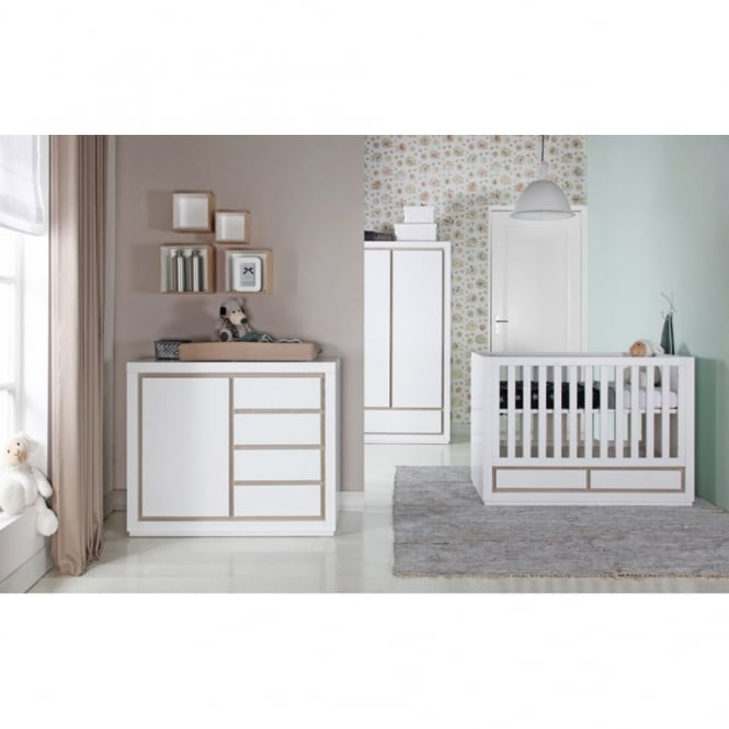 Kidsmill Shadow Nursery Furniture Set