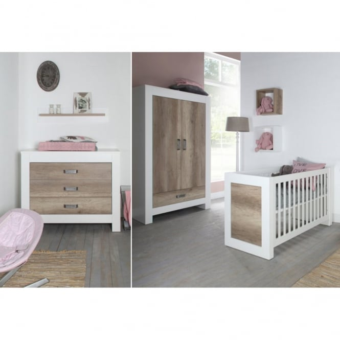 Kidsmill Costa Nursery Furniture Set