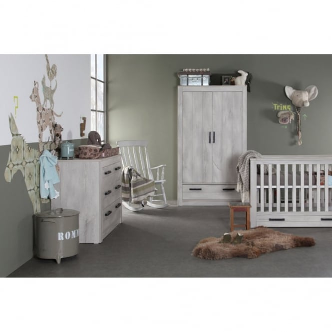 Kidsmill Fjord Nursery Furniture Set