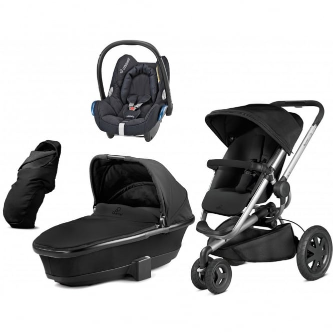 Quinny Buzz Xtra Pram Package 2