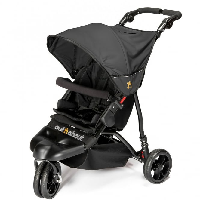 Out n About Out 'n' About Little Nipper Buggy Black