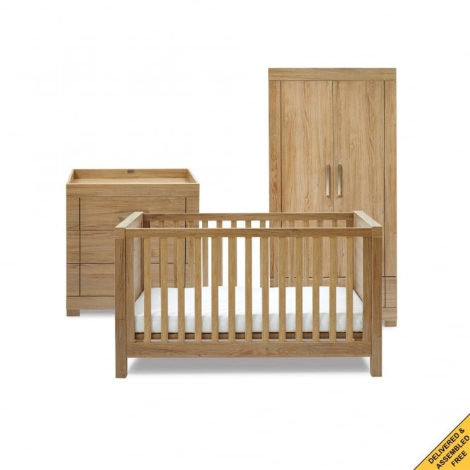 Silver Cross Portobello Nursery Furniture Set