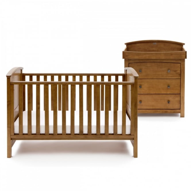 Silver Cross Ashby 2 Piece Nursery Furniture Set