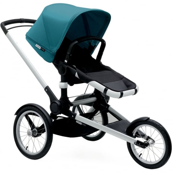 Bugaboo Runner Pushchair Petrol Blue