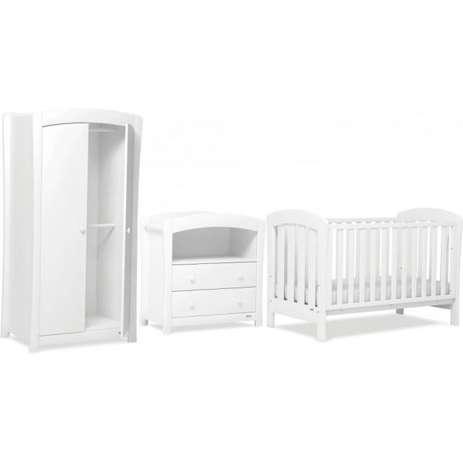 Urbane By Boori Urbane Sunshine Nursery Furniture Set By Boori