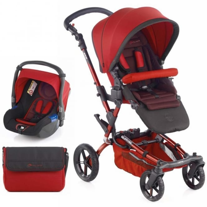 Jané Jane Epic Pushchair Micro Koos Travel System
