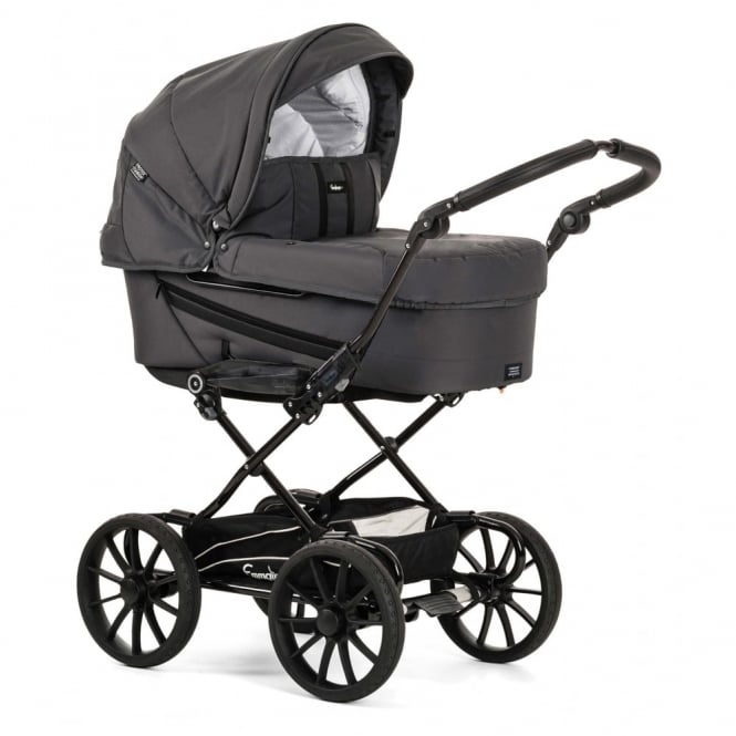 Emmaljunga Edge Duo Combi Pram Competition Grey
