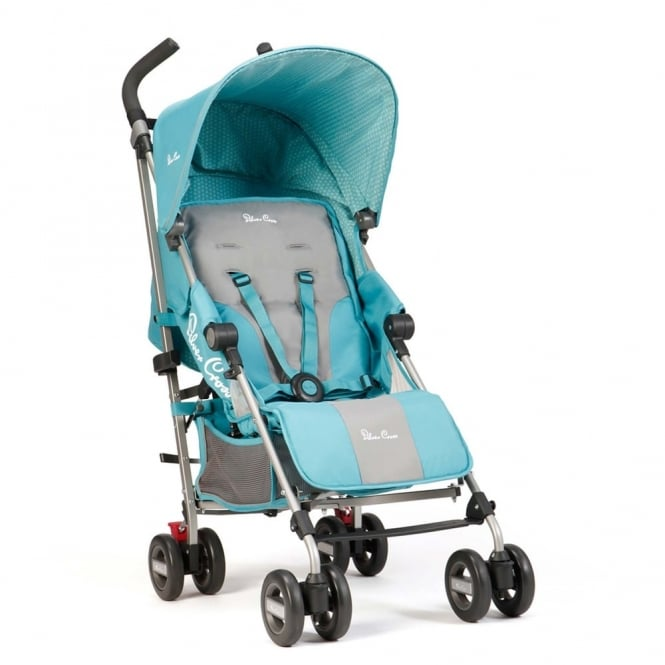 Silver Cross Zest Pushchair Aqua