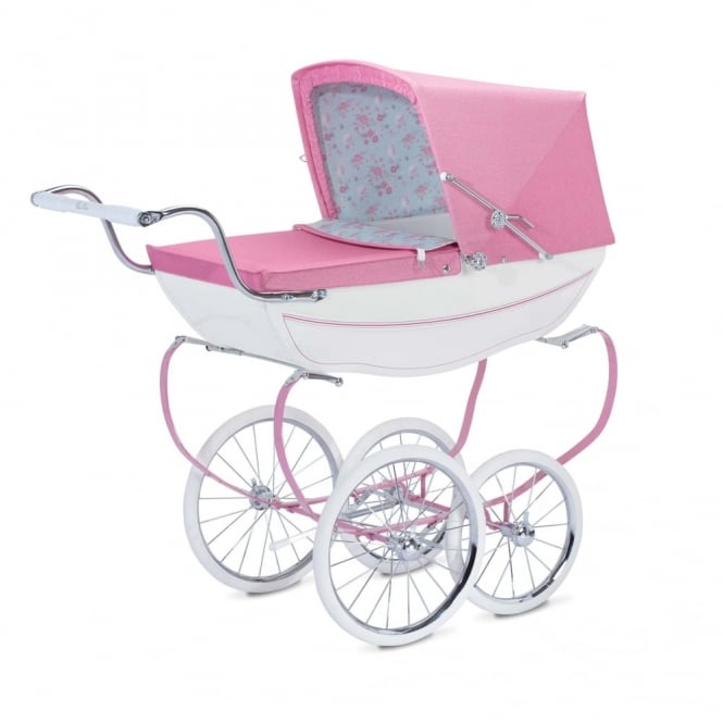 Silver Cross Blossom Limited Edition Dolls Pram & Bag