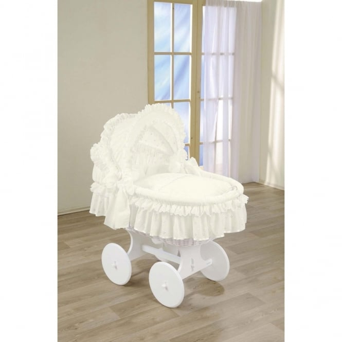 Leipold Damaris Bollerwagen Crib With Hood