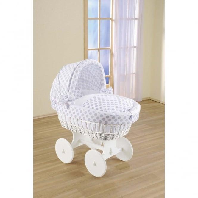 Leipold Bollerwagen Popstar Crib With Hood