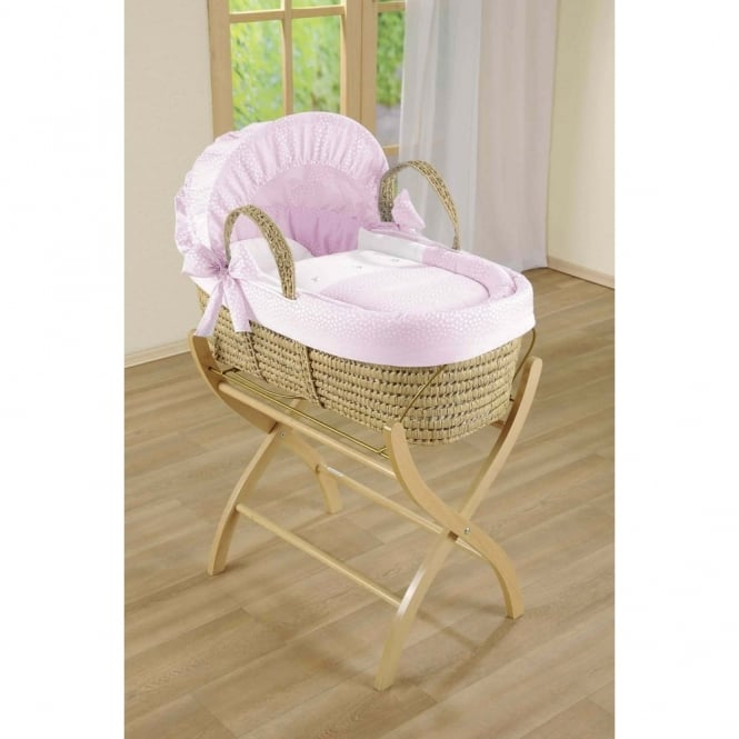 Leipold Starlet Palm Basket Crib