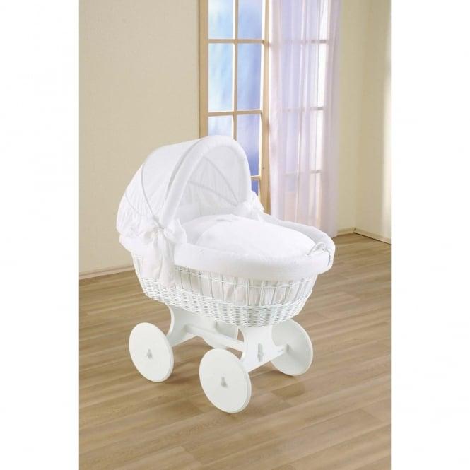 Leipold Dreamland Bollerwagen Crib With Hood