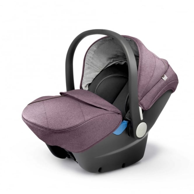 Silver Cross Wave Simplicity Car Seat Claret