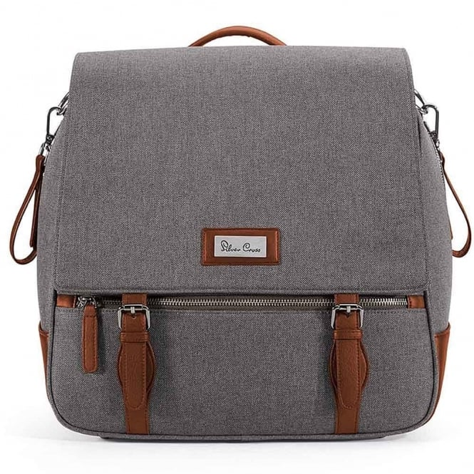 Silver Cross Wave Changing Bag Sable