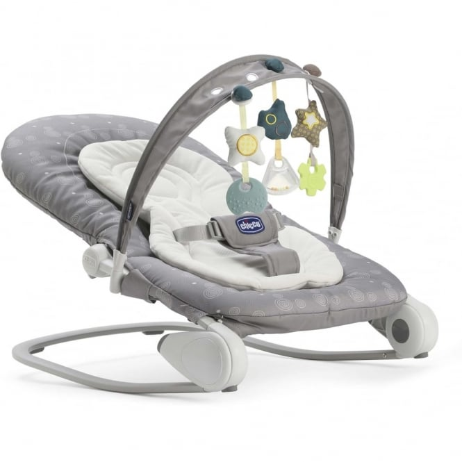Chicco Hoopla Baby Bouncer Stone