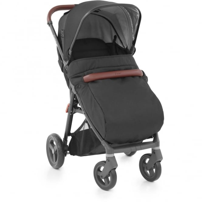 Babystyle Oyster Zero Stroller Stealth Edition