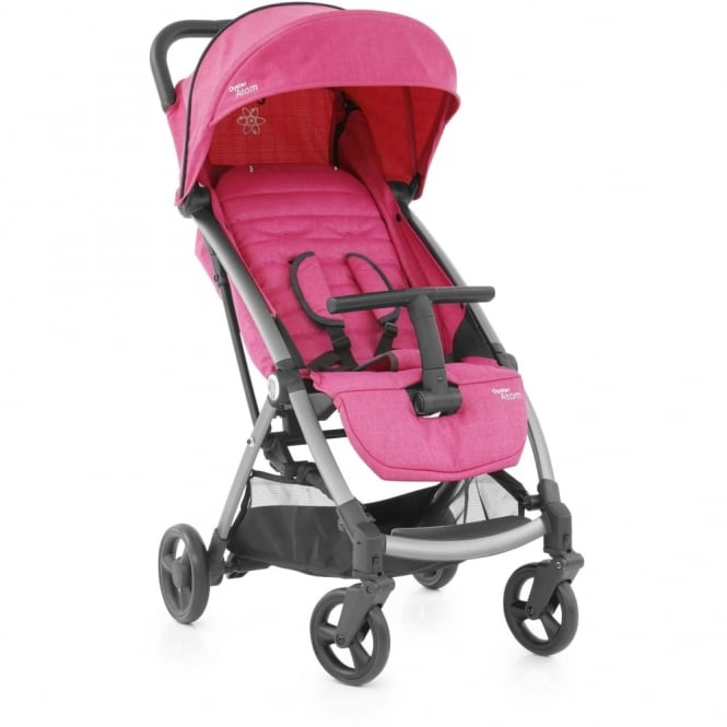 Babystyle Oyster Atom Stroller Wow Pink