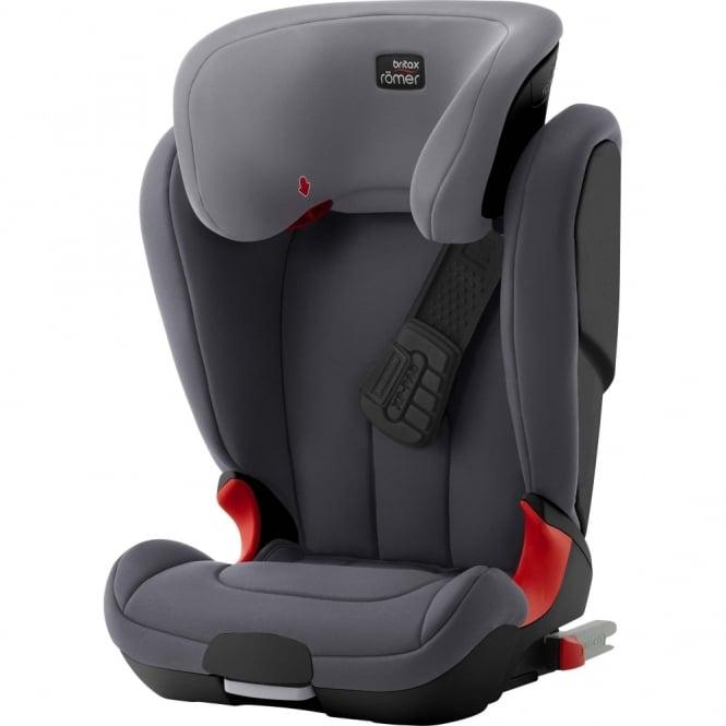 Britax Römer Kidfix XP Black Series Car Seat