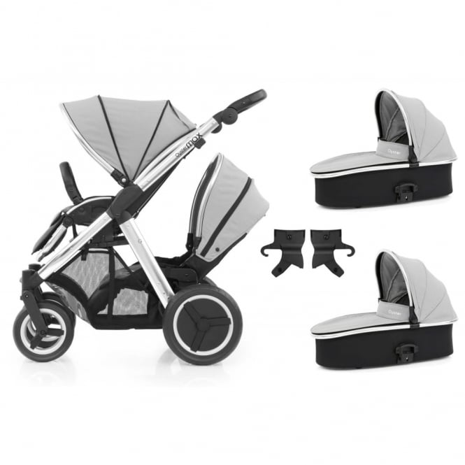 Babystyle Oyster Max 2 Twin Stroller