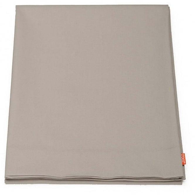 Stokke® Stokke Sleepi Flat Sheet Beige
