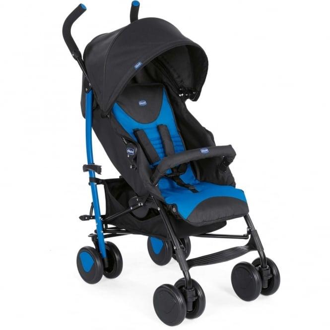 Chicco Echo Stroller Mr Blue