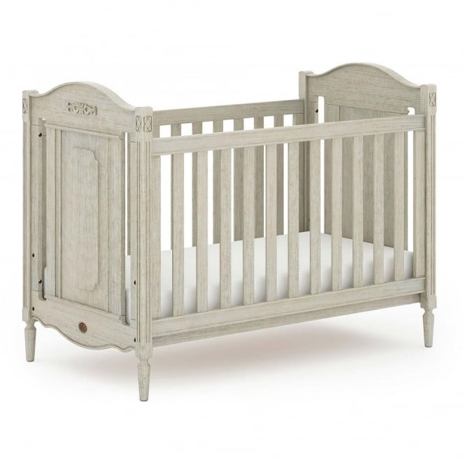 Boori Grace Cot Bed - Antiqued Grey