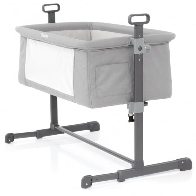BabyStyle Snuggle Bed - Pure Silver