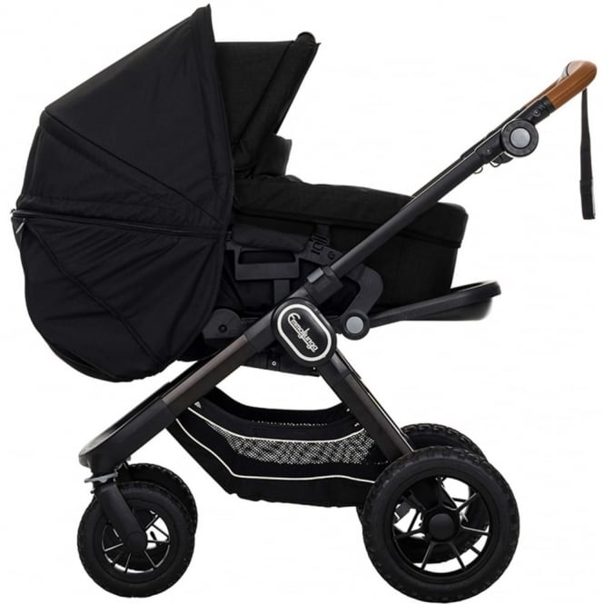 Emmaljunga NXT90 F Outdoor Stroller, Babylift And Toddler Seat