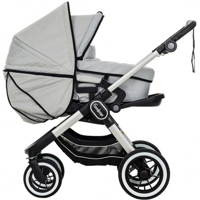 Emmaljunga NXT90 F Lounge Stroller, Babylift And Toddler Seat