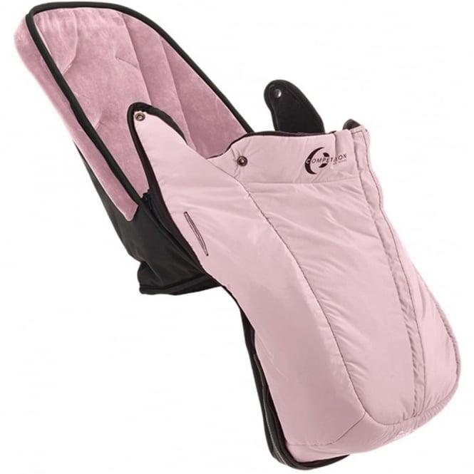 Emmaljunga NXT Winter Seat Liner Pink Symphony