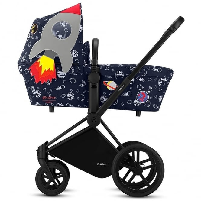 Cybex Fashion Edition Priam Lux Complete - Space Rocket