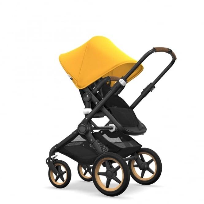 Bugaboo Fox Pram & Pushchair - Sunrise Yellow