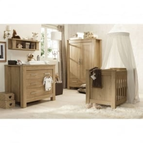 Babystyle Bordeaux 3 Piece Nursery Furniture Set