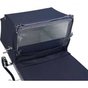 Silver Cross Heritage Kensington Rain Shield
