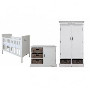 Kidsmill La Premiere Nursery Furniture Set