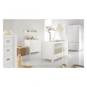 kidsmill kidsmill claudia nursery furniture set kidsmill. Black Bedroom Furniture Sets. Home Design Ideas