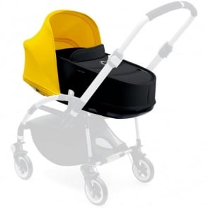 Bugaboo Bee 3 Carrycot Black Complete with Canopy