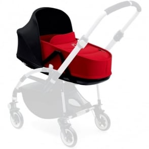 Bugaboo Bee 3 Carrycot Red Complete with Canopy
