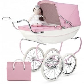 Silver Cross Heritage Princess Dolls Pram